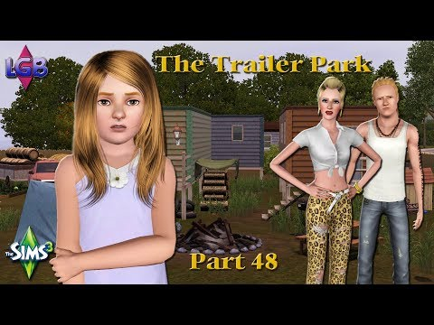 The Sims 3: The Trailer Park Part 48 The Perfect Moment