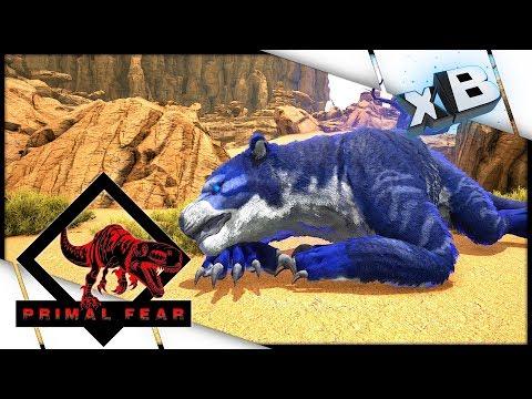 EPIC Celestial Thylacoleo! :: Modded ARK: Scorched Fear :: E26