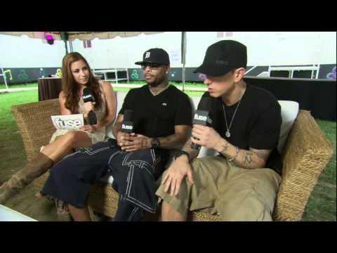 Eminem and Royce on squashing beef @ FuseTV