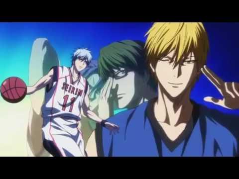 Баскетбол Куроко! Баскетбол моя жизнь, баскетбол моя игра!