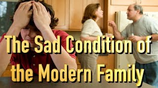 """The Sad Condition of the Modern Family"" -- TWNow Episode_19"