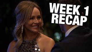 It's Been 84 Years - The Bachelorette Breakdown Clare's Season Week 1 RECAP