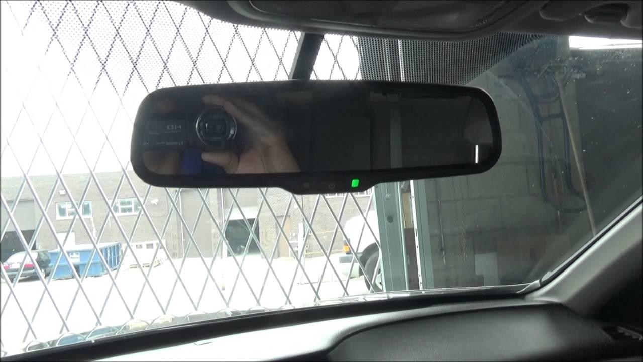 Delightful Honda Accord Backup Camera With OEM Style Mirror