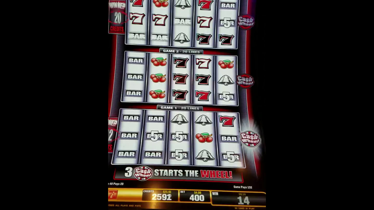 Cash Wheel Quick Hits Slot Machine