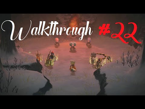I Am Setsuna Walkthrough : Kir's Side Quest , Darkmoon Blade and Doom Spritnite - Part 22