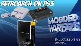 (EP 9) Running Emulators on your Jailbroken PS3