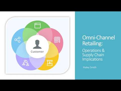 Omni-Channel Retailing: Operations and Supply Chain Implications