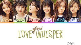 Video GFRIEND - Love Whisper |Sub. Español + Color Coded| (HAN/ROM/ESP) download MP3, 3GP, MP4, WEBM, AVI, FLV September 2017
