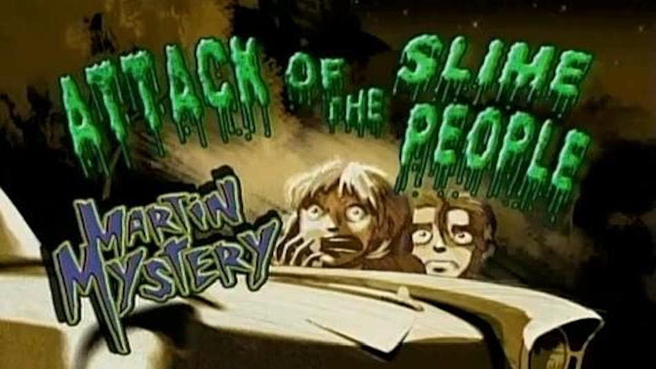 Download Attack of the Slime People | FULL EPISODE | Martin Mystery | ZeeKay