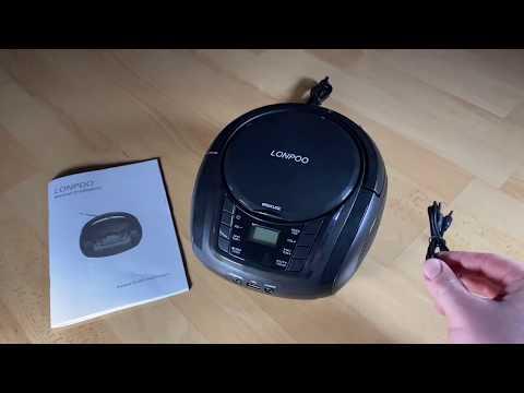 tragbarer-cd-player-boombox-bluetooth-für-kinder-mit-radio-fm-port-für-usb...-unboxing-und-anleitung