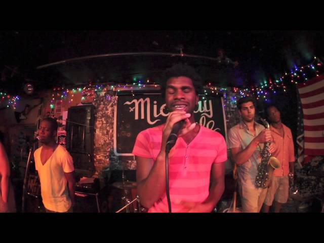 "J Hoard & The Greenhouse People ""Africa"" (D'angelo Cover)"