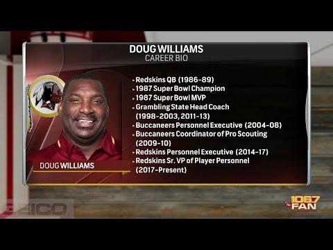Reflecting on Doug Williams Promotion