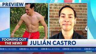 Secretary Julián Castro: Ripped AF Sexy Latin Prince
