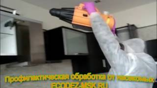 Специализированная служба в Москве по уничтожению клопов и тараканов холодным туманом - ECODEZ(, 2017-04-06T21:28:52.000Z)