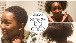 HUSBAND CUTS MY HAIR! | PRIM MOYO