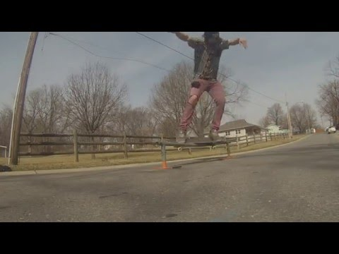 The Process| Feeble Grind
