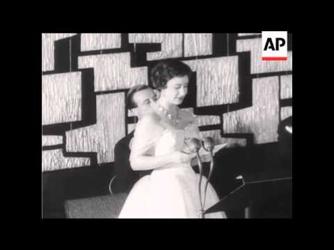 PRINCESS MARGARET OPENS NATIONAL FILM THEATRE - SOUND