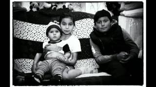 Hilfskonvoi beschenkt rumänische Kinder