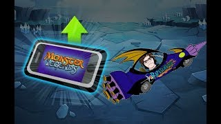 Corrida Monster Legends - Vencer ou Vencer