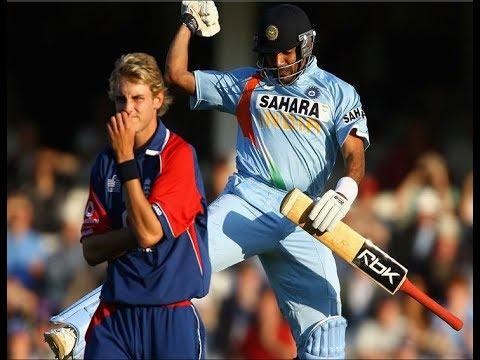 India chases 316 at Oval in 2007 ¦ Last over finish ¦ Thriller ¦ Sachin Tendulkar