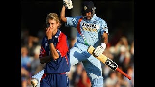 India chases 316 at Oval in 2007 ¦ Last over finish ¦ Thriller ¦ Sachin Tendulkar