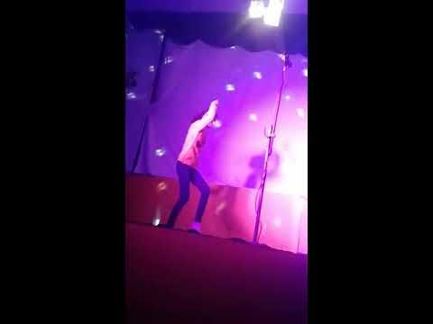 MALTI BARAUNI SARSWATI  PUJA STAGE DANCE