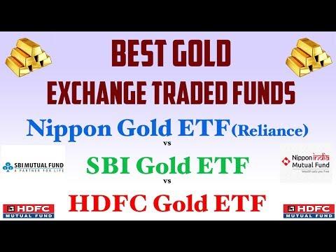 हिंदी - Best Gold ETF | SBI Gold ETF | HDFC Gold ETF | Nippon Gold ETF | What Are Gold ETF's?