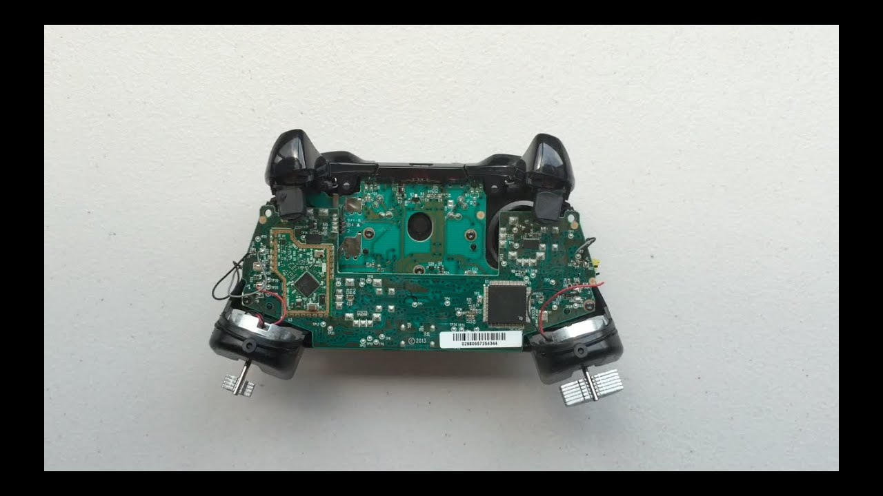 How to opendisassemble an xbox one controller without torx how to opendisassemble an xbox one controller without torx screwdriver part 1 youtube ccuart Gallery
