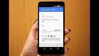 كيفية إنشاء حساب Gmail بدون رقم هاتف في الهاتف الروبوت