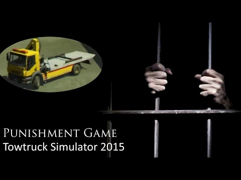 Punishment Game: Towtruck Simulator 2015