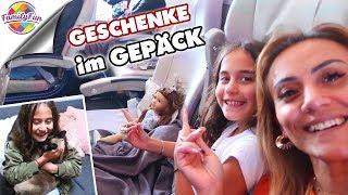 GESCHENKE im GEPÄCK - WIEDERSEHEN ZUHAUSE - Family Fun