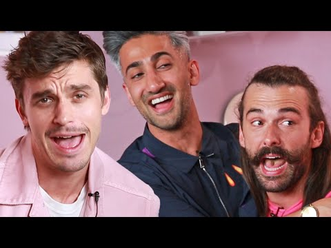 "The ""Queer Eye"" Guys Make A BuzzFeed Quiz"