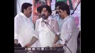 Zakir Mushtaq shah majlis Barsi 2015 Allama Ejaz Hussain kazmi 19 bulak Sargodha