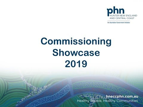 Highlights from the 2019 PHN Commissioning Innovation Showcase