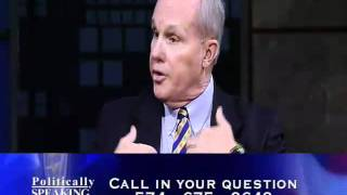 Politically Speaking - 02/19/2012 Indiana General Assembly (Part 2)