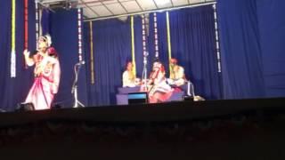 Yakshagana by vidya kolyur as Daakshayini