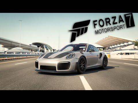 FORZA MOTORSPORT 7 DUBAI PORSCHE 911 GT2 RS 2018  [PT/BR]