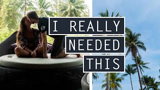 I REALLY Needed This Day // Sentido Graceland BEACH MASSAGE // THAILAND