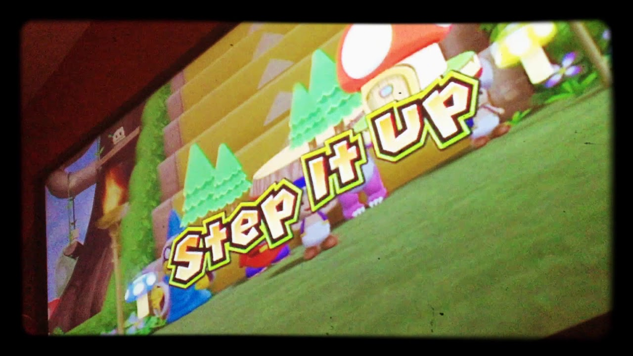 Mario Party 9 Step It Up 7 Wins FreeForAll