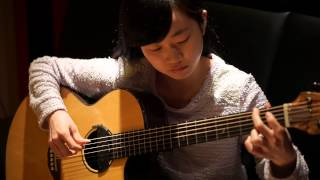 Hey Jude (The Beatles) guitar / arranged by Kanaho