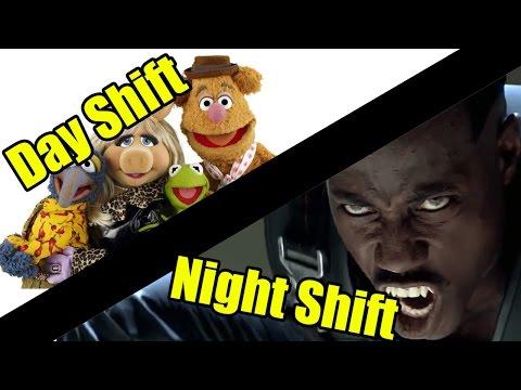 DAY SHIFT VS. NIGHT SHIFT