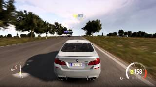 Forza Horizon 2 BMW M5 f10 Gameplay HD 1080p