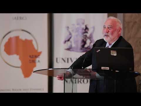 Professor Joseph E. Stiglitz Public Lecture
