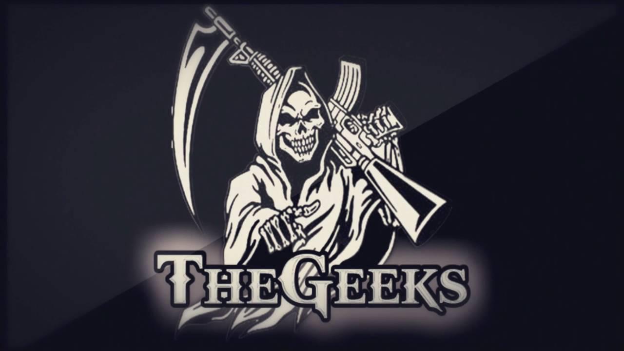 TheGeeks Clan Logo (60 Fps)