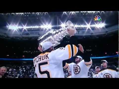 Boston Bruins Win Stanley Cup 2011
