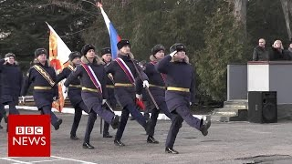 Crimea  Three years after annexation   BBC News