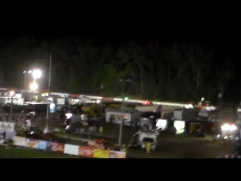 Modified Bmain 2 @ Hamilton County Speedway 08/09/16