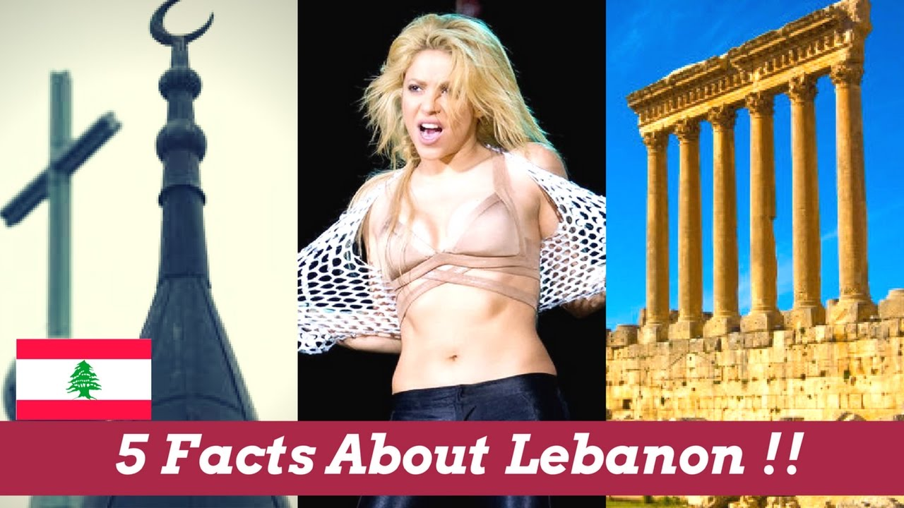 5 Facts You Probably Didn't Know About Lebanon !!