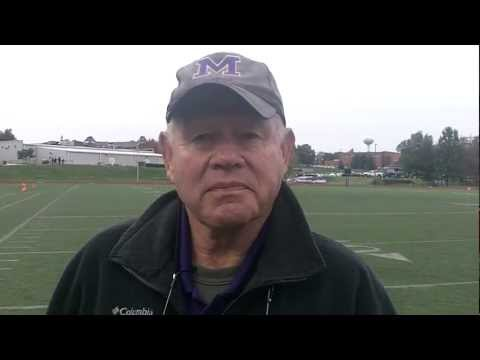 McKendree Football Post-Game -- Oct. 6, 2012