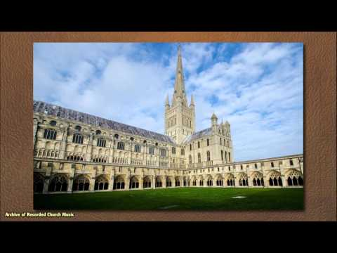 BBC Choral Evensong: Norwich Cathedral 1977 (Michael Nicholas)